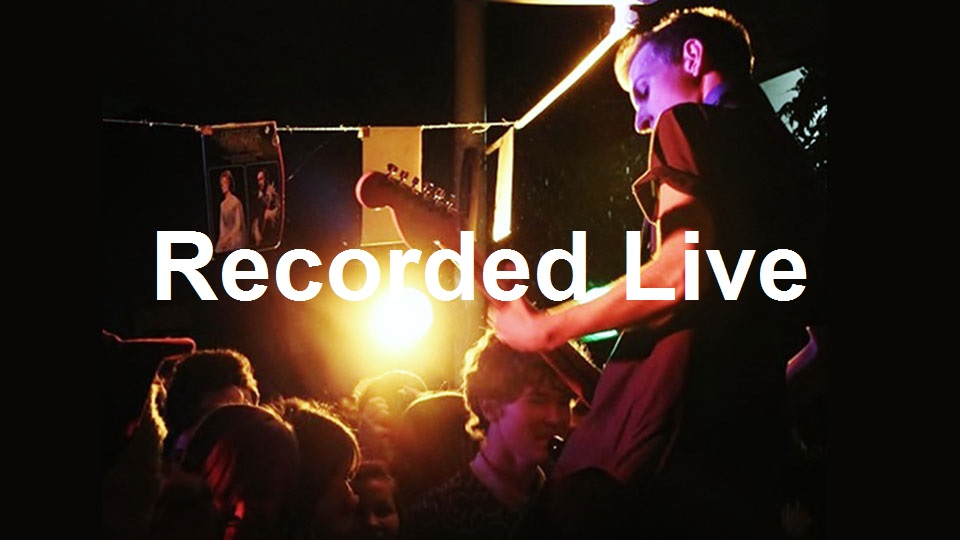 Recorded Live logo
