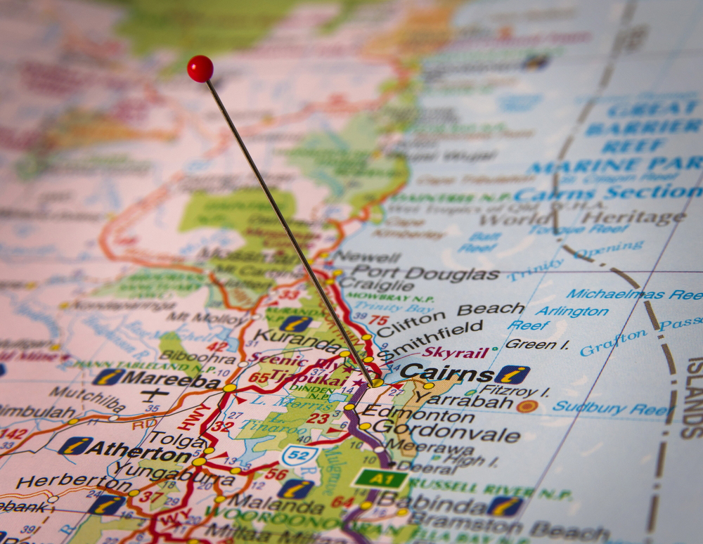 Map your tour and promotions