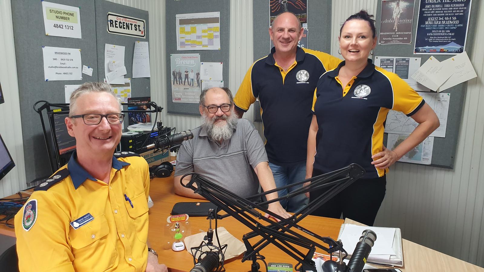 Braidwood FM with Darren Marks (RFS)