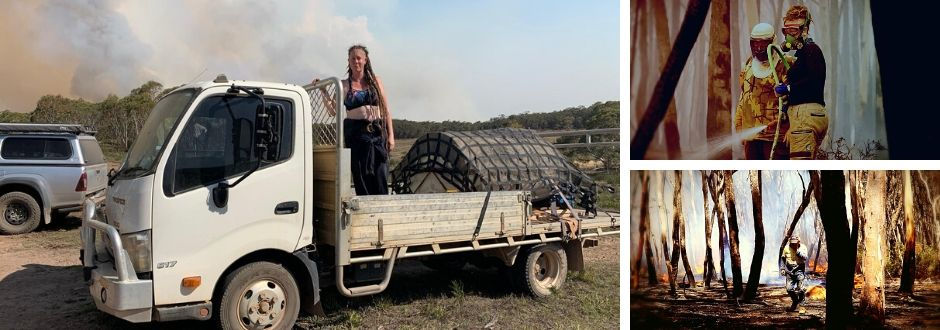From the Embers - Images from the Australian bushfire crisis of 2020