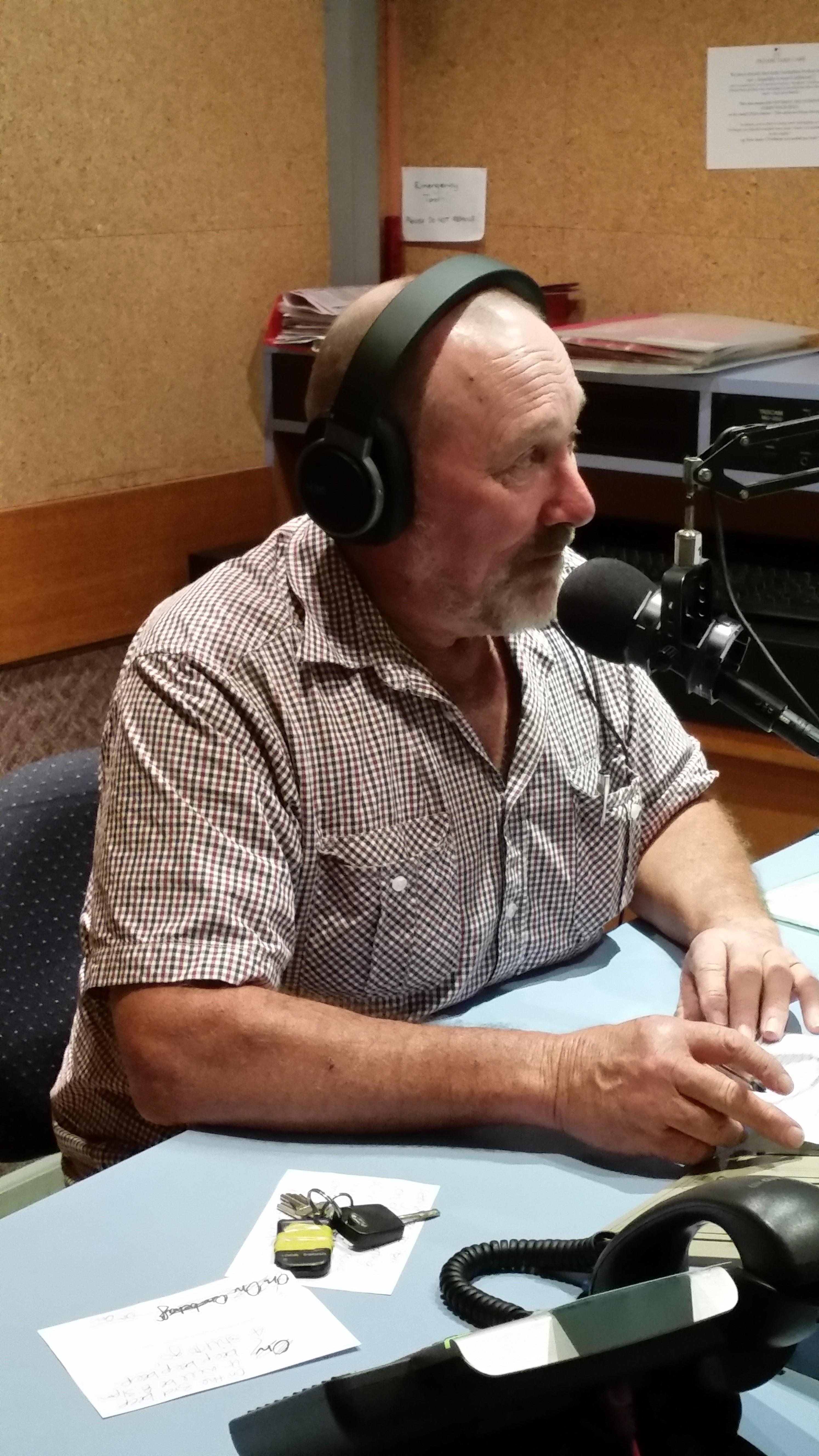 Glenn Scarborough
