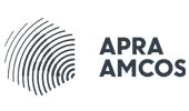 APRA AMCOS logo