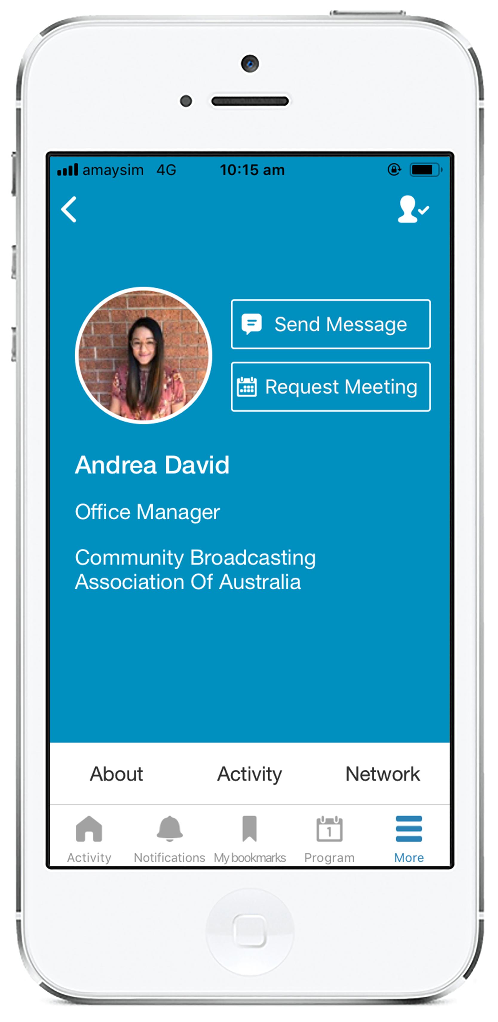 CBAA Conference App 2