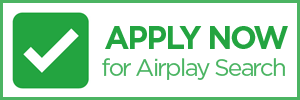 Apply for Airplay Search