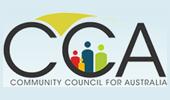Community Council for Australia logo