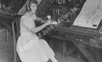 Feb 1923 Josie Melville at Strathfield copyright