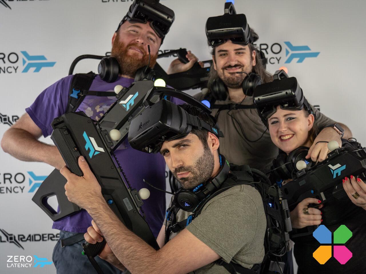 Checkpoint team - VR