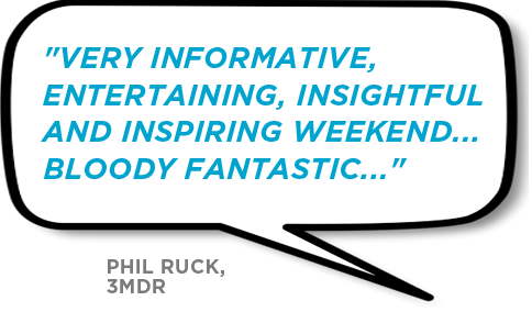 Conference Testimonial Phil Ruck