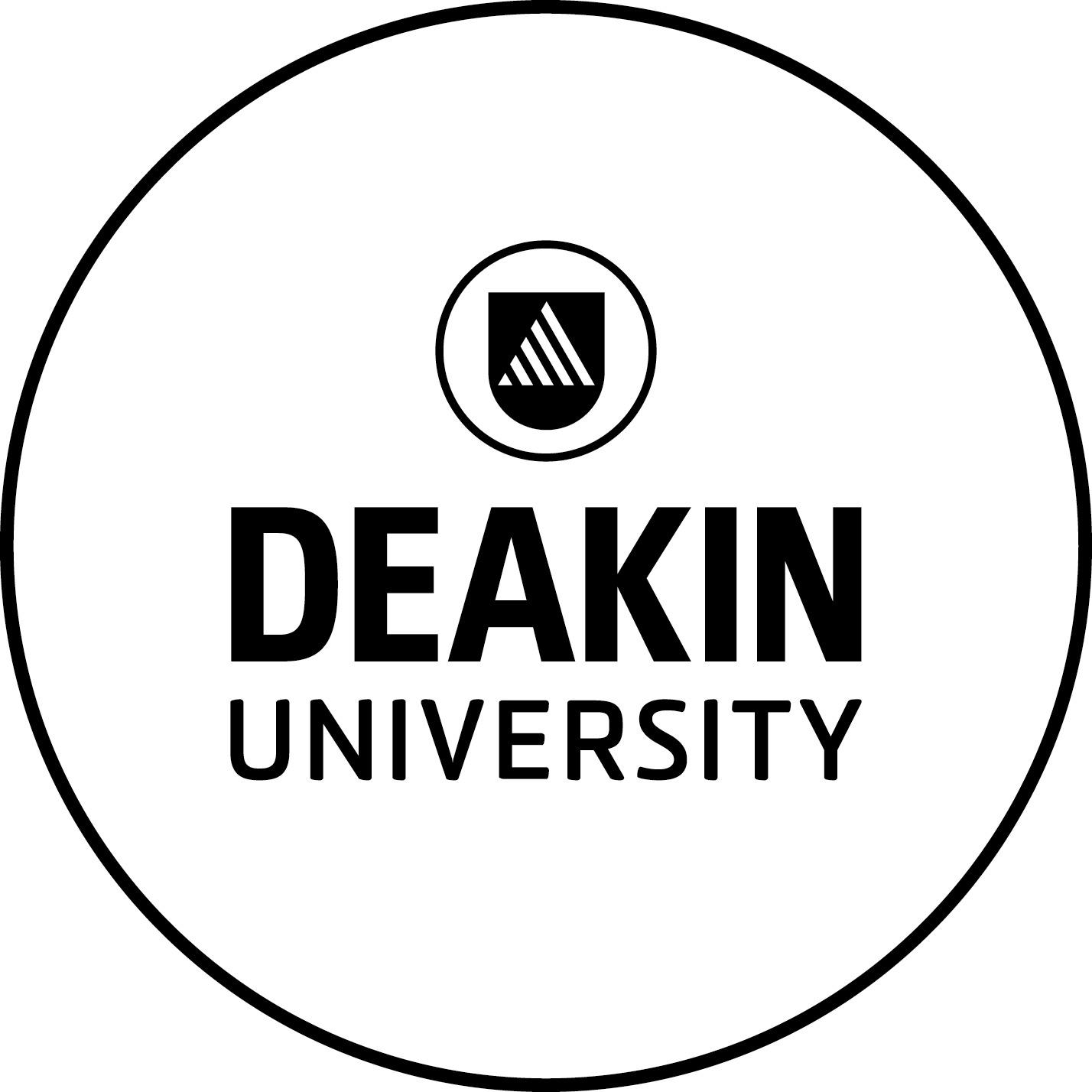 Deakin University logo
