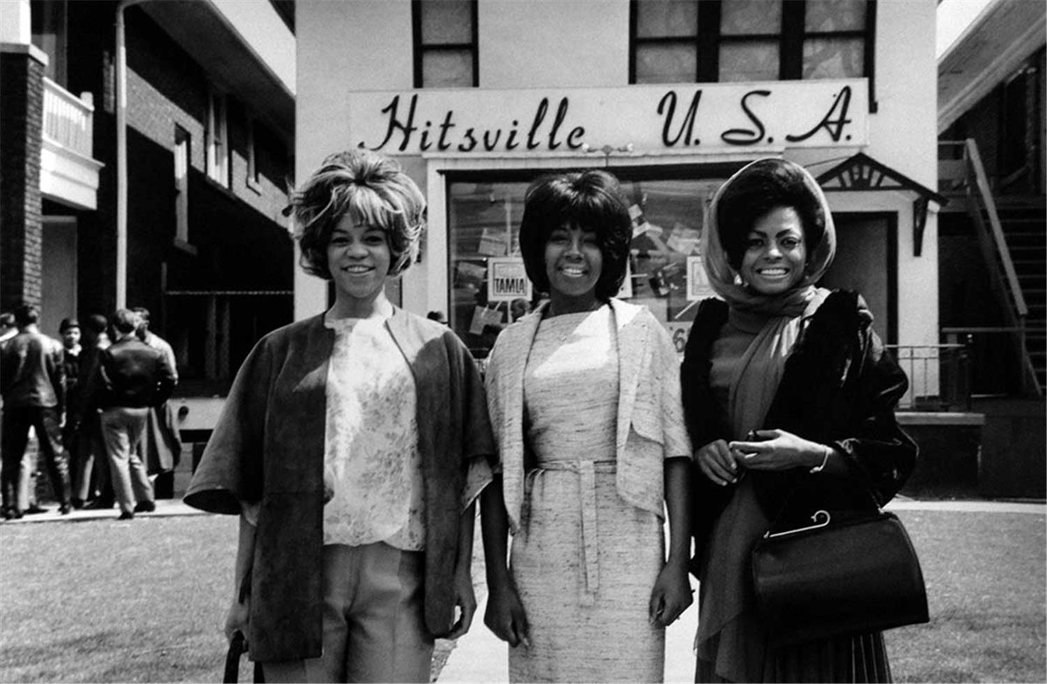 Diana Ross & The Supremes - Hitsville USA