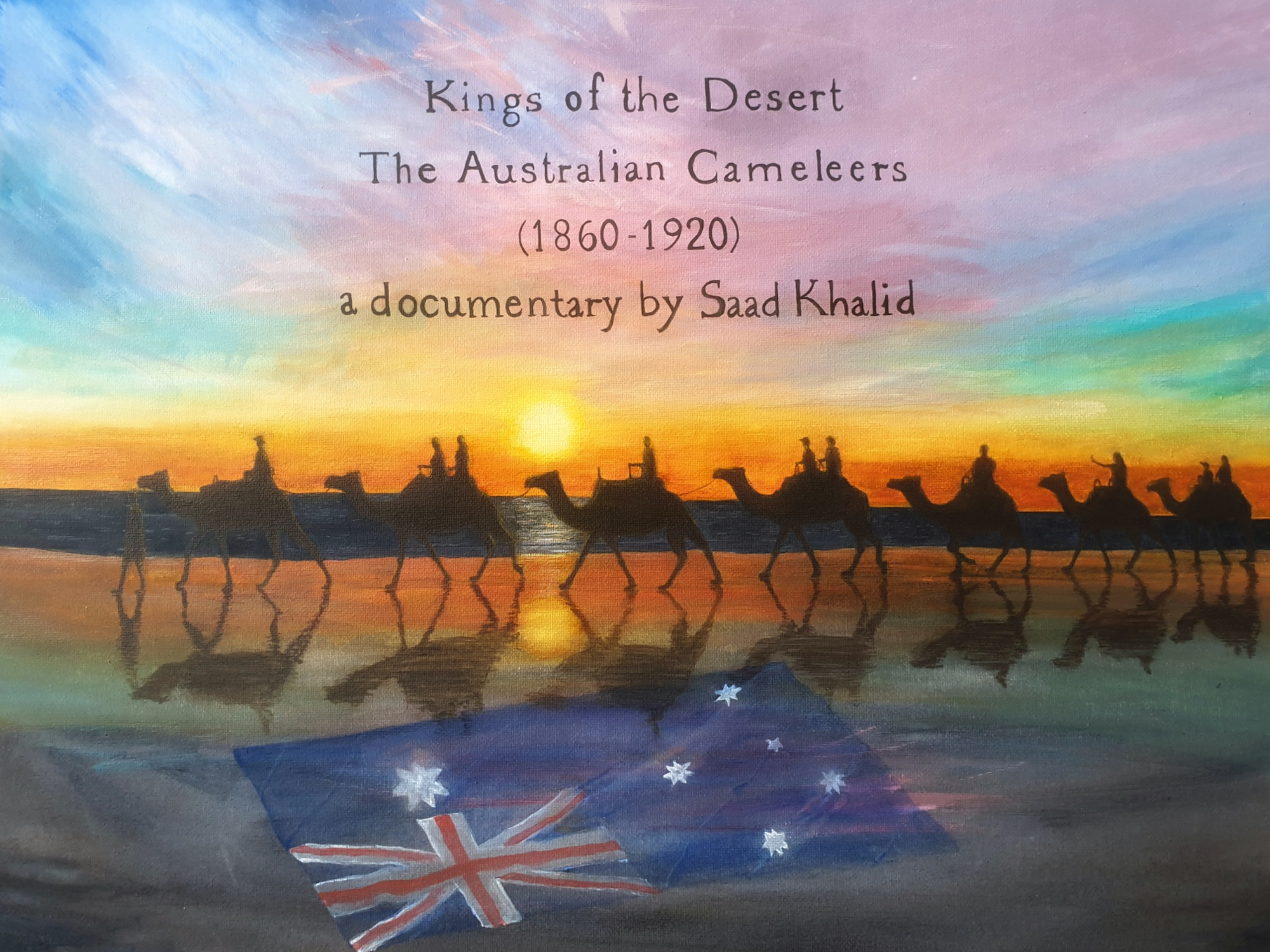 Saad Khalid Kings of the Desert