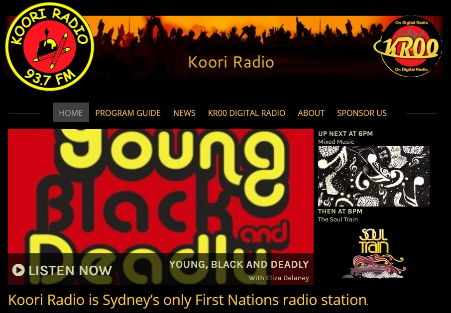 RWS - on air now banner