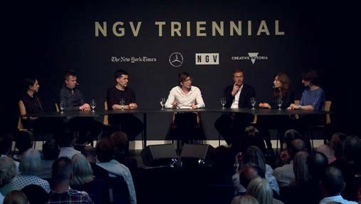 NGV Triennial panel discussion