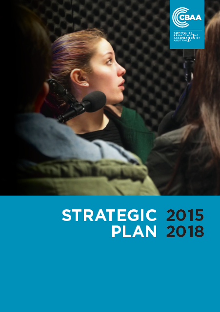 CBAA Strategic Plan
