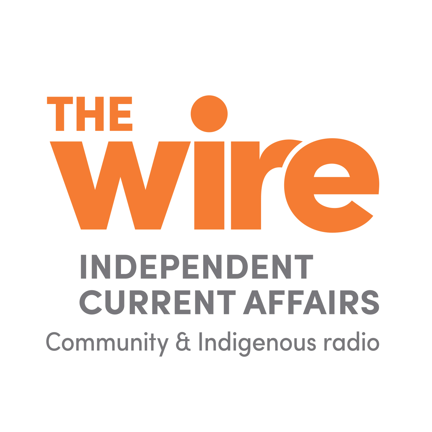 The Wire logo