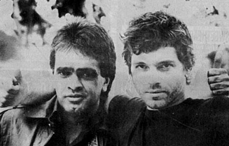 Gary Foley & Michael Hutchence, Building Bridges 1989