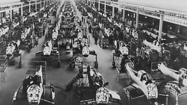 photo of vehicles from WWII