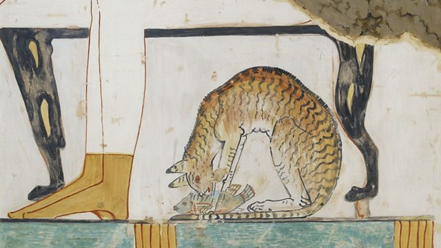 Ancient Egyptian Cat