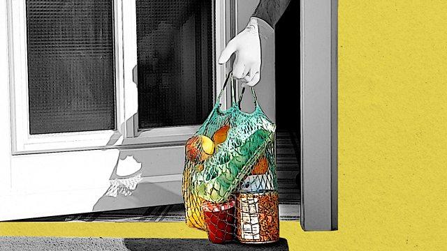 Quarantine Food Delivery