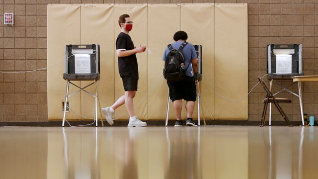 COVID-safe voting