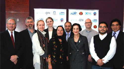 Sydney digital community launch guests