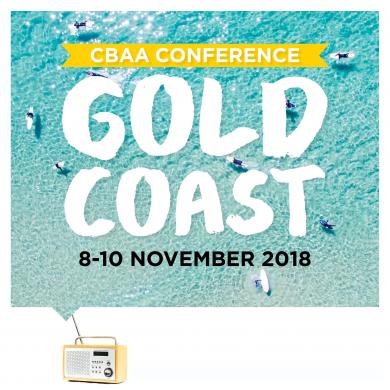 2018 CBAA Conference