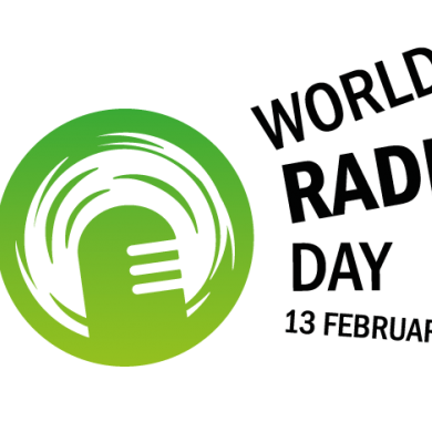 World Radio Day logo 2018