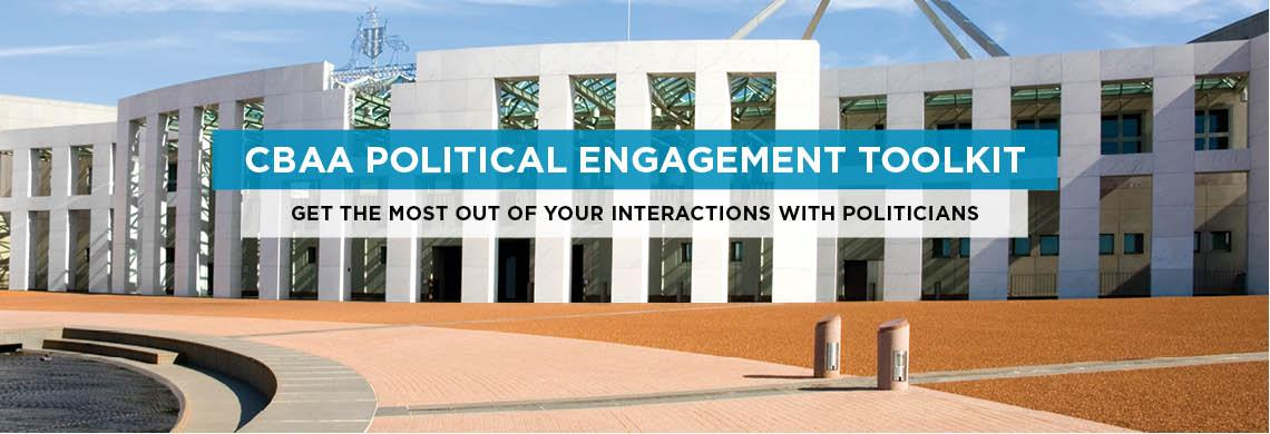 CBAA Political Engagement Toolkit