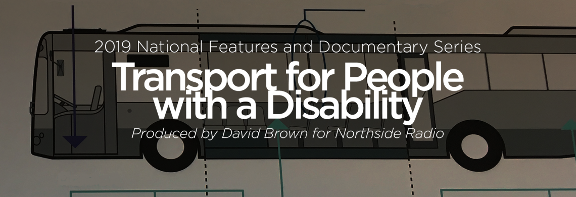 David Brown Transport for People with a Disability