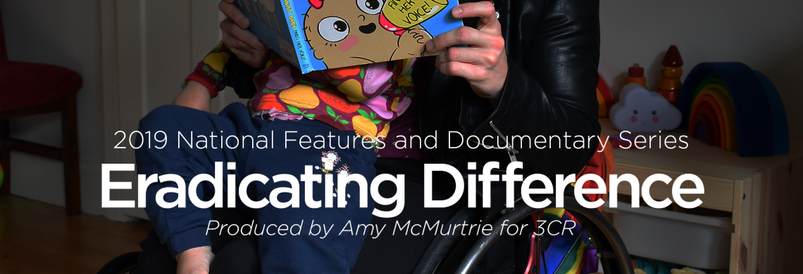 Amy McMurtrie Eradicating Difference