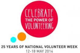 National Volunteer Week 2014 Poster