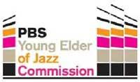 PBS Young Elder of Jazz Commission logo
