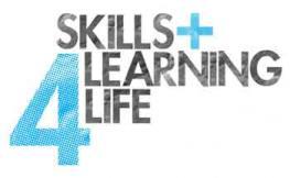 """Skills, Learning, Life"" Image"