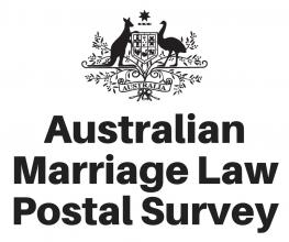 Marriage Postal Vote