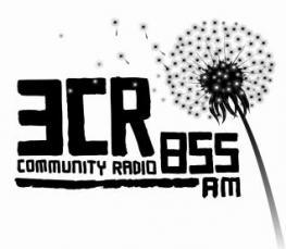 3CR logo b&w