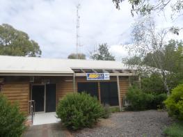 3REG Radio East Gippsland from outside