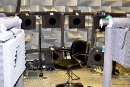 An Anechoic Chamber, The Quietest Room In The World