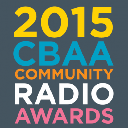 2015 CBAA Community Radio Awards