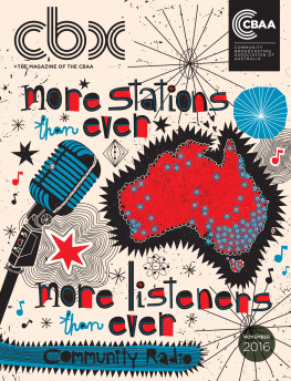 CBX November 2016 cover