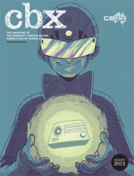 CBX August 2013 cover