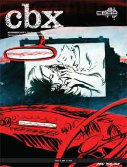 CBX November 2012 Cover