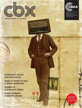 CBX November cover