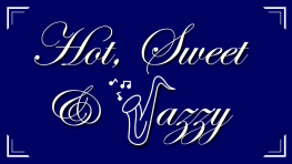 Hot, Sweet and Jazzy logo