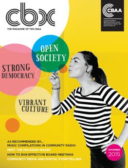 CBX November 2015 cover
