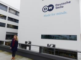 Deutsche Welle - Ineke Mules
