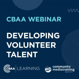 Developing Volunteer Talent - promo image