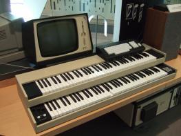 Fairlight: How Australia Changed the Sound of Music, Image of a Fairlight CMI synthesiser & sampler