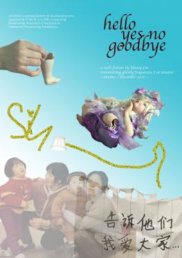 Hello Yes No Goodbye Poster