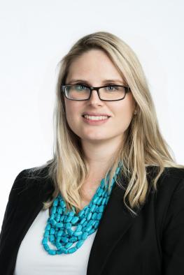 CBAA Vice President Melanie Withnall