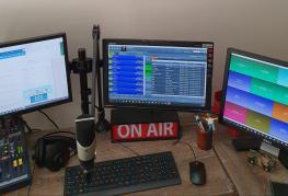 Home set up - Phil Campbell Phoenix FM